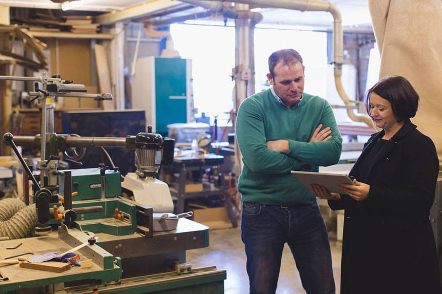 <p>Matt Price bought Whittinghams in 2012 and we have helped him through the initial stages of setting up letting his years of experience, design expertise and master craftsmanship meet clients' bespoke requirements.</p><p class='c_quote'>Buying Whittinghams was a huge and sometimes frightening step for me. Fortunately, I was advised to speak to Purpose. From the initial meeting, Julie, Luke and the team have provided excellent support and advice on all aspects of getting a small business up and running. Anything but the dry stereotyped accountants, they are a key part of our small team. Their knowledge of current business software has been especially useful, saving me money and most importantly time, both essential, but sparse resources when starting out on your own. I'm sure I would have had a lot more sleepless nights without the friendly back up and support Purpose provide</p><p>Matt Price</p>